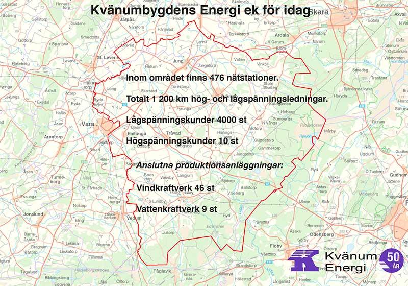 Kvänum Energi år 2018